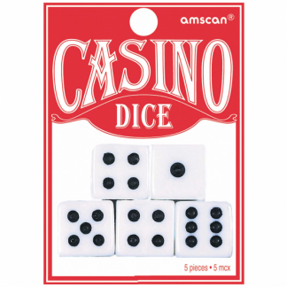 Casino Place Your Bets Playing Dice