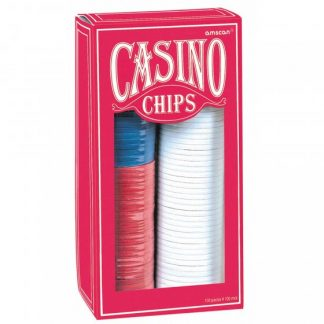 Casino Place Your Bets Poker Chips