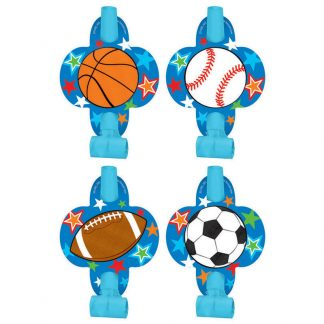 Sports Party Blowouts