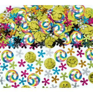 Flower Power Confetti