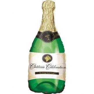 SuperShape Champagne Bottle