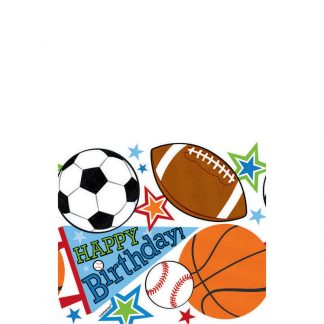 Sports Tablecover Plastic