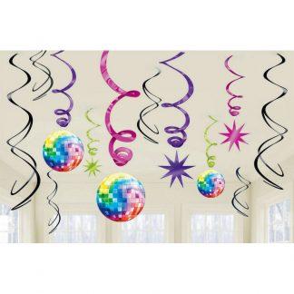 Disco Fever Swirl
