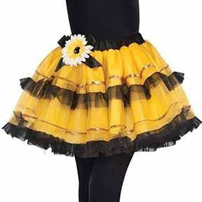 Bumblebee Fairy Tutu