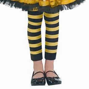 Bumblebee Footless Tights