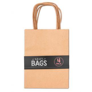 Kraft Bags 20x15x6cm
