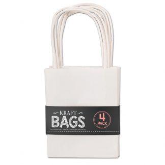 White Bags 14x11x6cm