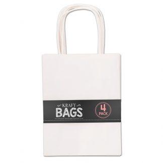 White Bags 20x15x6cm