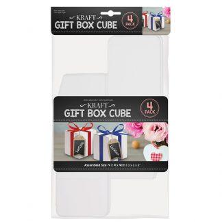 Giftbox Cube 9x9x9cm