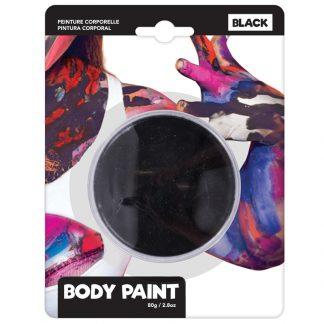 Body Paint Black 80g