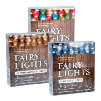 Fairy Lights B/Op 20pk