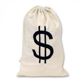Big Money Bag $ Calico