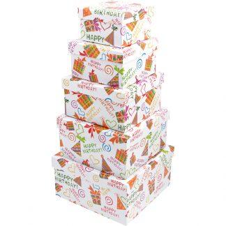 GifBox Box Happy Birthday