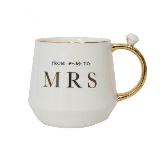 Wedding Miss to Mrs Mug