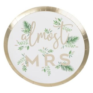 Almost Mrs Plates