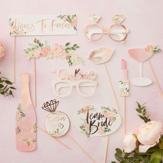 Hens Photo Booth Props
