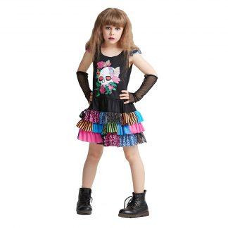 Skeleton Rocker Girls