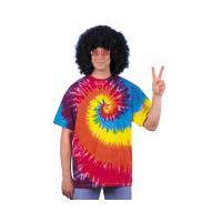 Tie Dyed Hippie T-Shirt
