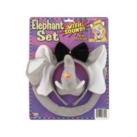 Elephant Set With Sound