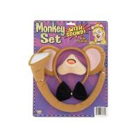 Monkey Set With Sound