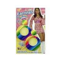 Mod Rainbow Earrings