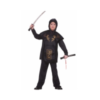 Ninja Boy Children's Costume