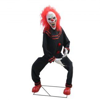 Animated Evil Clown