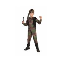 Army Soldier-Medium