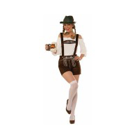 Lederhosen Female Xs/S