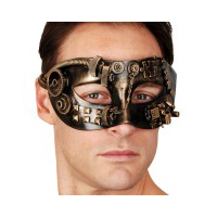 Steampunk Eye Mask