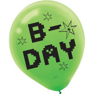 TNT Party! Balloons