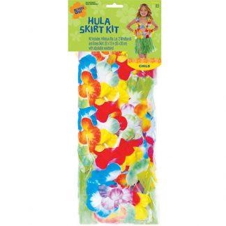 Hula Skirt Kit