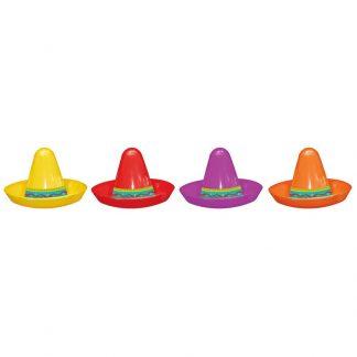 Mini Plastic Sombrero