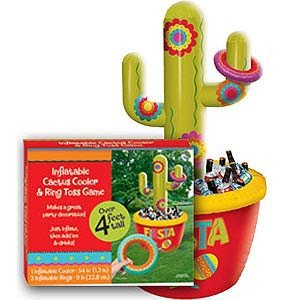 Inflatable Cactus Game