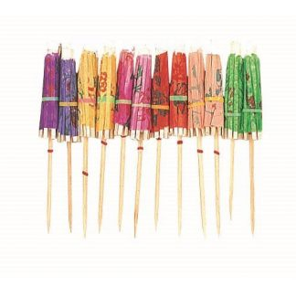 Luau Parasol Picks