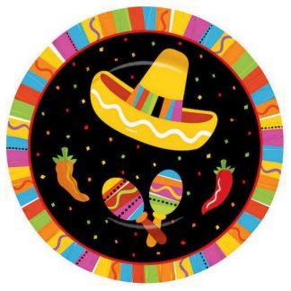 Fiesta Fun Plates