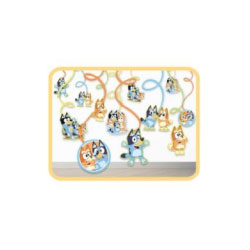 Bluey Spiral Decorations - PRE ORDER NOW