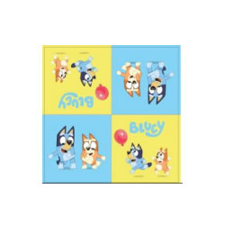 Bluey Lunch Napkins - PRE ORDER NOW