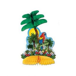 Tropical Island Centrepiece