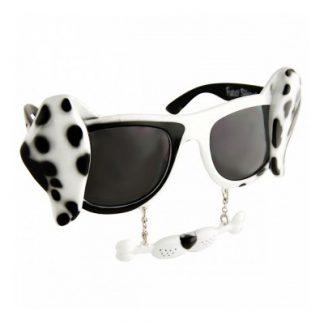 Dalmation Glasses