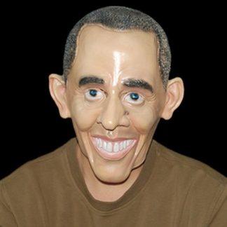 Latex Mask - Obama