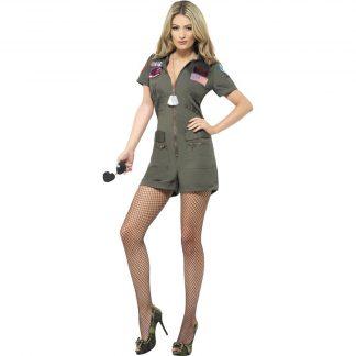 Top Gun Aviator Playsuit