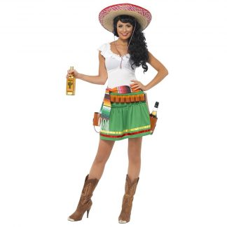 Tequila Shooter Girl