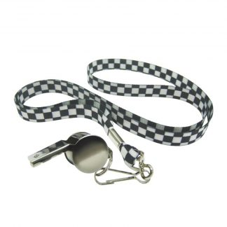 Silver Metal Whistle