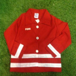 Fireman's Little Work Wear
