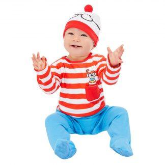 Where's Wally? Baby