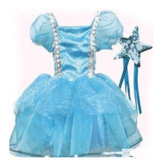 Fairy Princess in pretty Blue
