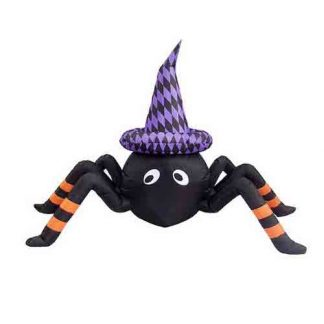 4FT Inflatable Spider- PRE-ORDER