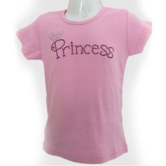 Princess Short Sleeve T-shirt
