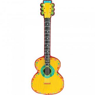 MEXICAN INFLATABLE GUITAR